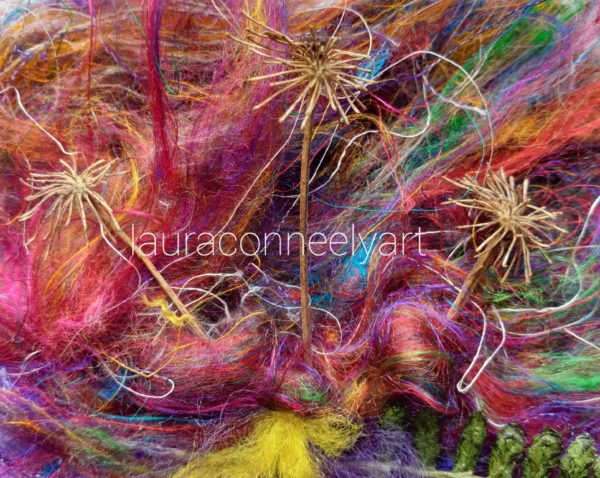 Textile Artist in Dublin
