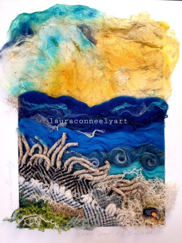 Lazy_days_Laura_conneely_textile_artist